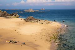 Île de Cézembre, Bretagne