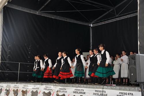 Elbarrenako jaiak 2018, Bukalai dantza taldea