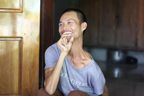 Portrait of Pham Van Linh