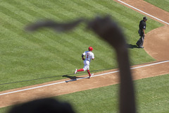 Rounding the bases