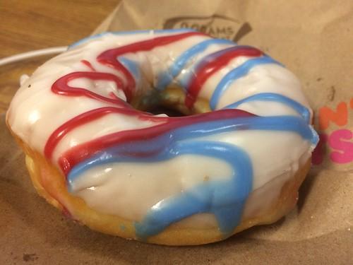 Capitals Craze Donut