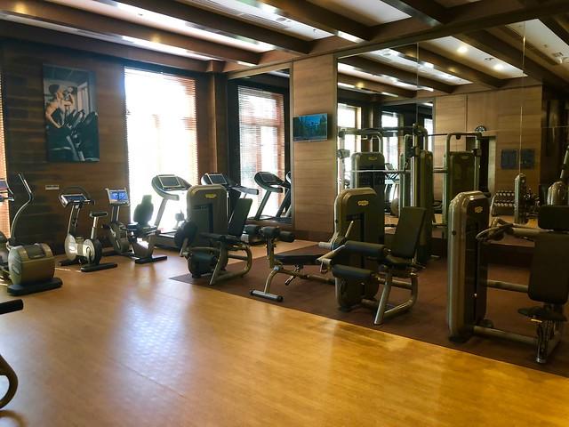 Gym - St Regis Langkawi