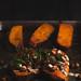 Mediteranean Baked Sweet Potatoes
