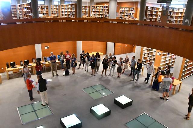 Bibliotecas Eramus+ (20/09/2018)