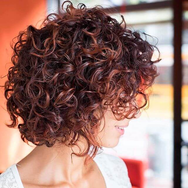 Best Bold Curly Pixie Haircut 2019- 50 Hairstyle Inspirations 16
