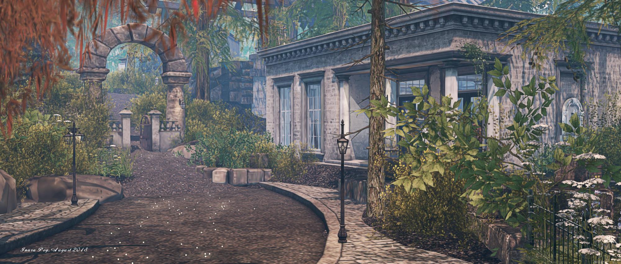 Athenaeum; Inara Pey, August 2018, on Flickr