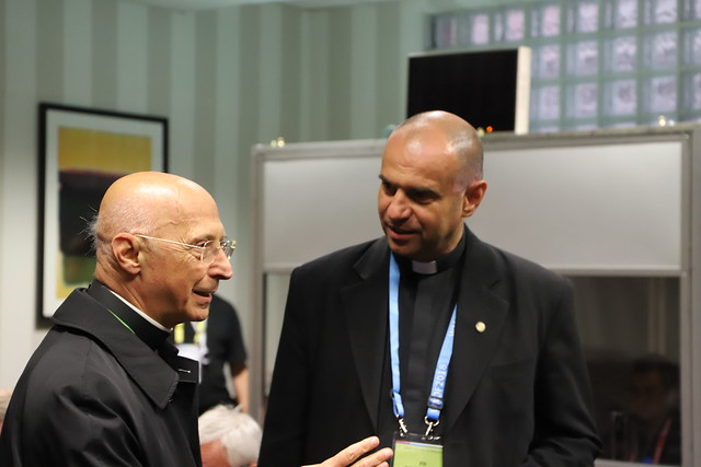 2018 - Meeting of the Bishops delegates for Family pastoral care
