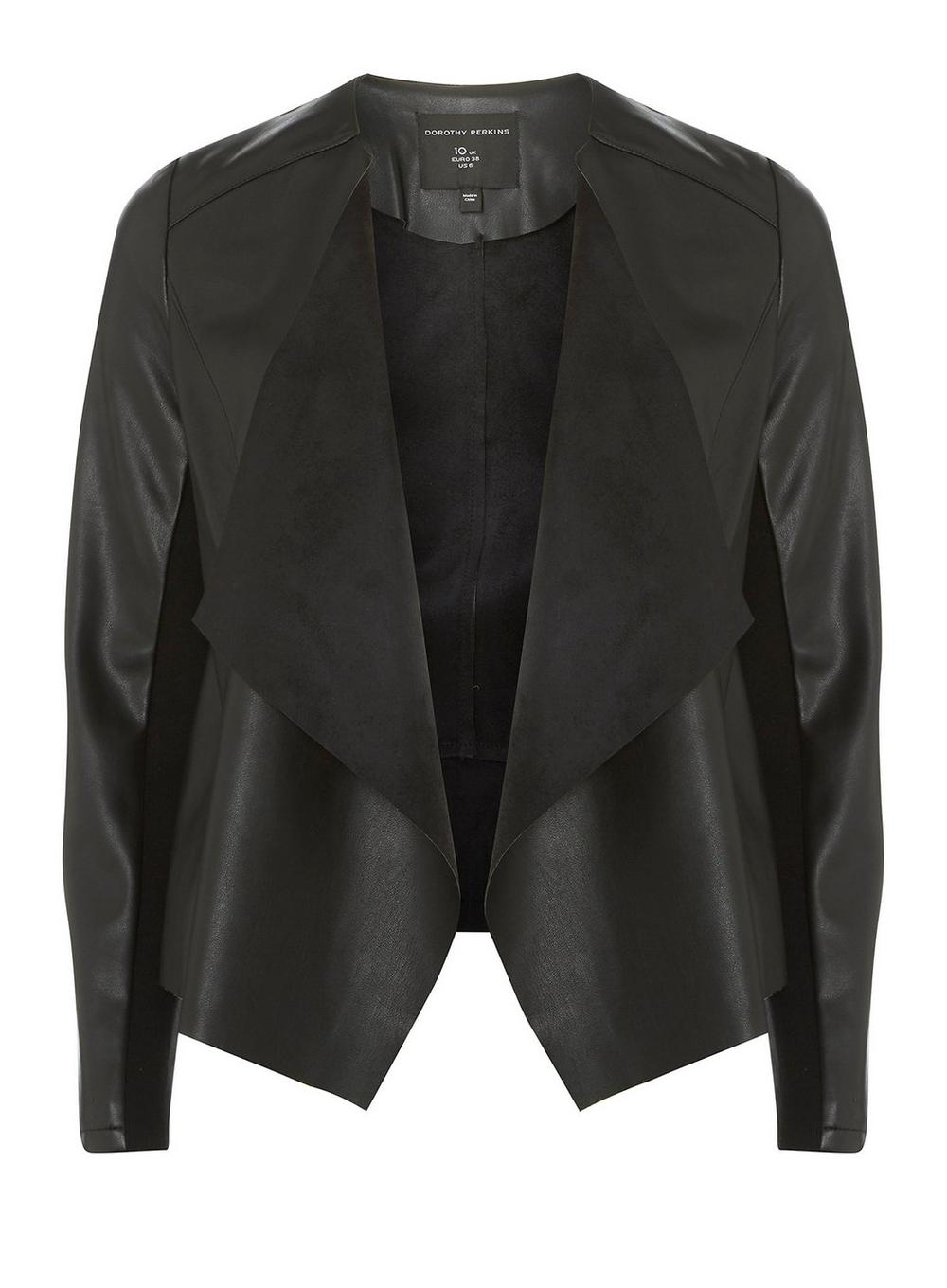 top picks - leather jacket