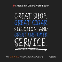 Smoke Inn Cigars, Vero Beach