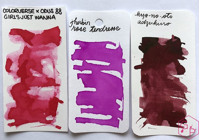 Colorverse x Opus88 Girl Just Wanna Ink Review @Opus88Writing @PenChalet 9