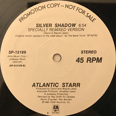 ATLANTIC STARR:IN THE HEAT OF PASSION(LABEL SIDE-B)