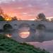 Milton Ferry Bridge, Peterborough