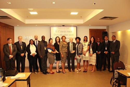 18.08. SE participa II Curso para Diplomatas dos Estados membros da CPLP