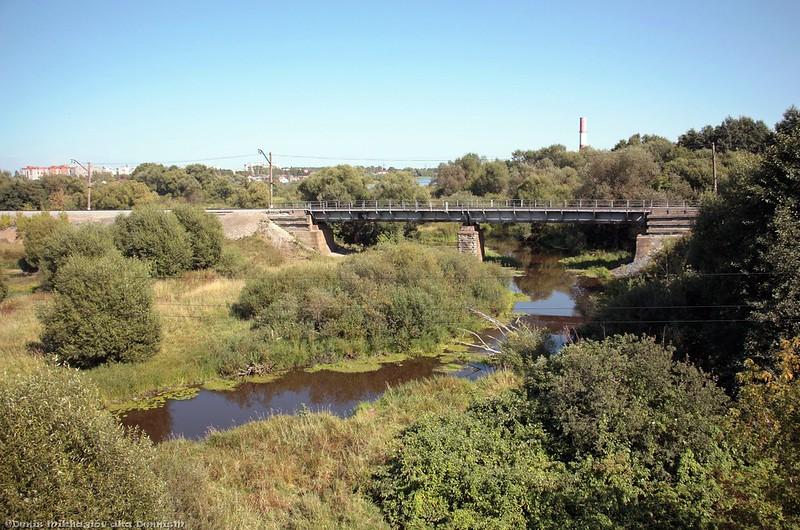 Река Нерская.