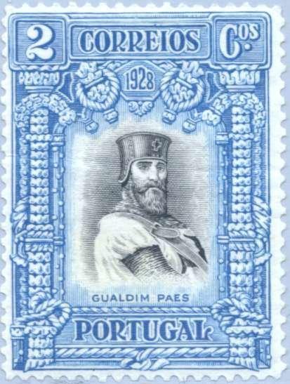 Dom-Gualdim-Pais-1118---1195-Crusader-Templar--amp--Knight