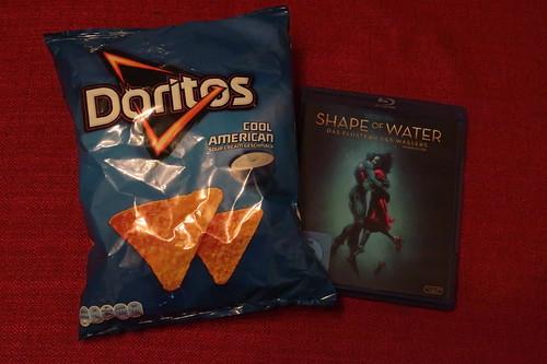"Doritos Cool American zum Film ""Shape of Water"""