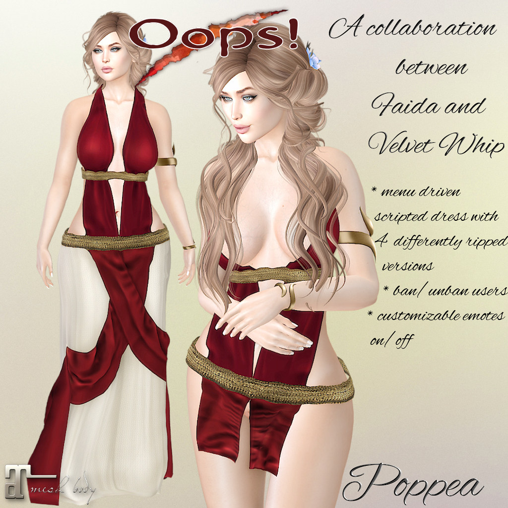 Oops! Poppea