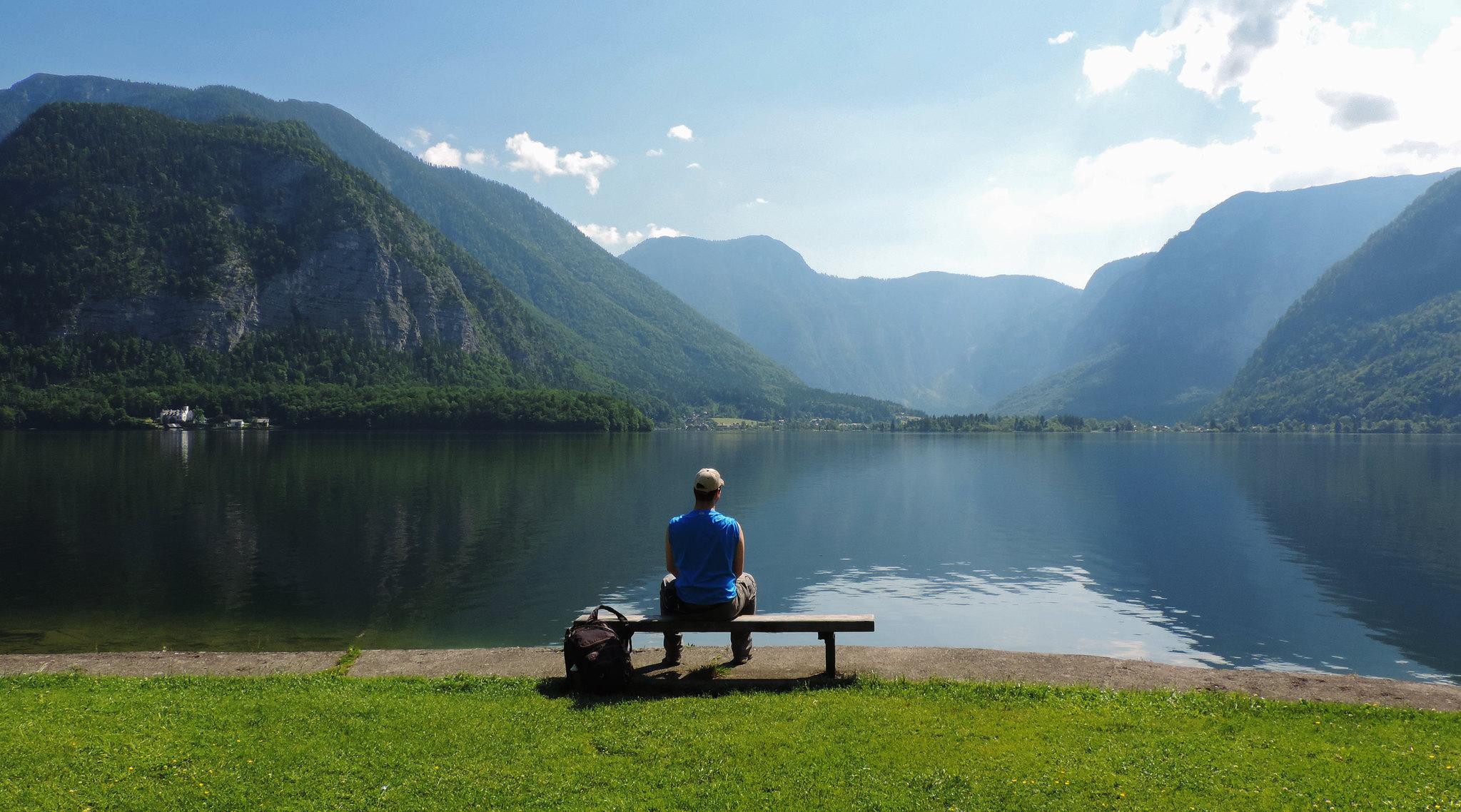 Our 3rd Blogiversary - Hallstatt, Austria