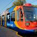 Stagecoach Supertram: 117 Sheffield Station