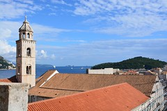 Rooftop panorama of Dubrovnik (Hrvatska 2018)
