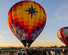 2018 Reno Balloon Races