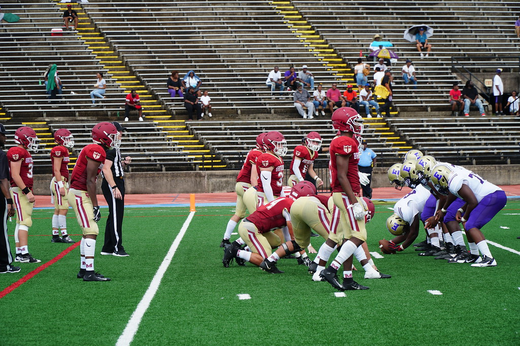 Football v. Warren Easton