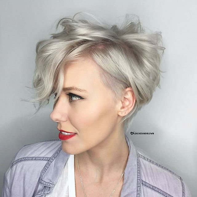 Best Bold Curly Pixie Haircut 2019- 50 Hairstyle Inspirations 3