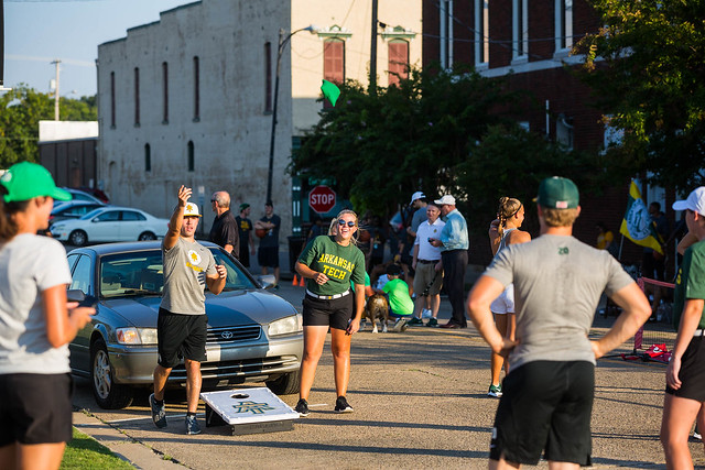 2018 Paint the Town Green & Gold | 9/20/18