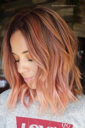 WEAR A LOB HAIRCUT 2019-New Styles Non-Boring For Women 3