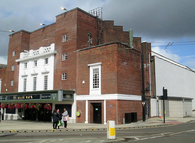 The Regal Moon, Rochdale, Opposite View