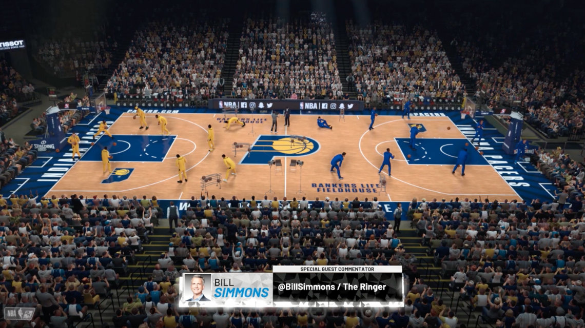 NBA 2K19 Bill Simmons katılımı, Kobe ve Garnett ise hala oyunda yeni trailer
