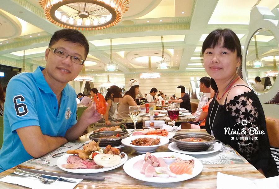 林酒店 台中吃到飽 龍蝦 朝馬37