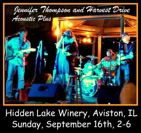 Jennifer Thompson Acoustic Plus 9-16-18