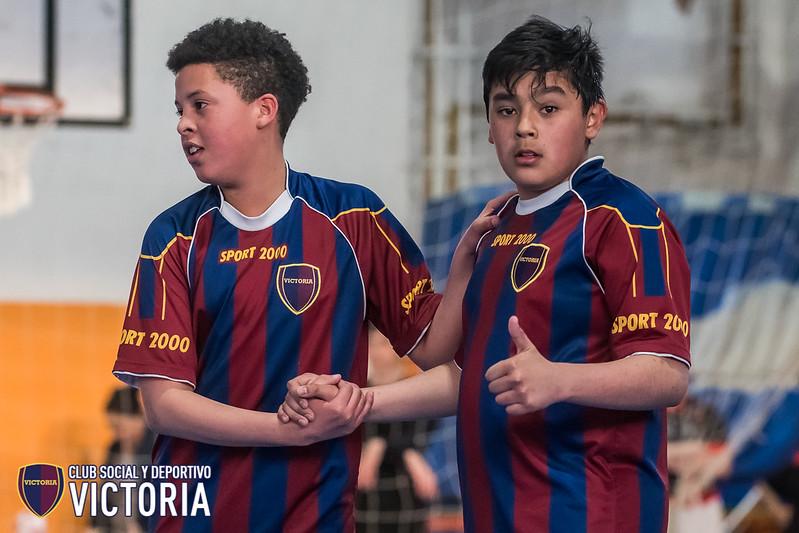 Torneo de Futsal AFA 2018 [Futsal] Victoria vs Club de Amigos Blanco - 16/09/18