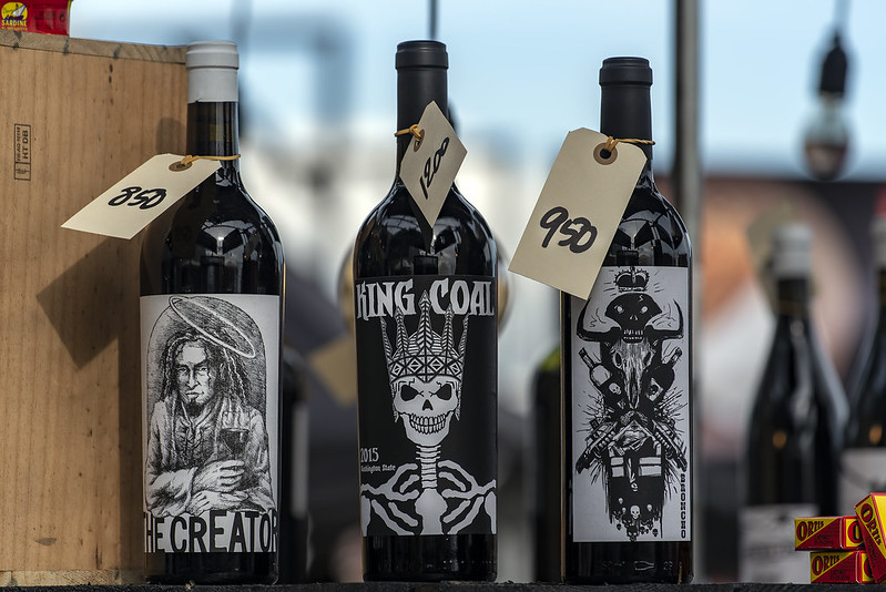 Wine Bar @ Copenhell