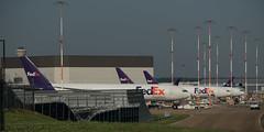 FedEx Boeing 777 Ramp