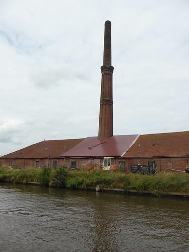Steenfabriek Oostrum