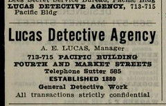 Lucas Detective Agency