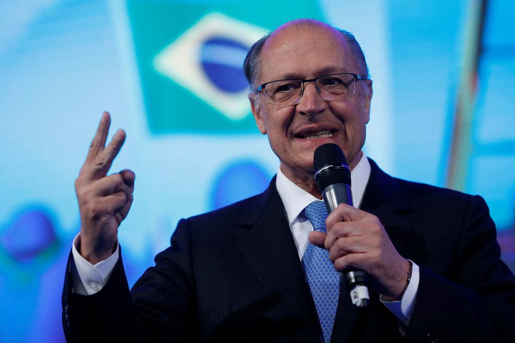 Alckmin lidera arrecadação de campanha entre candidatos a presidente, alckmin