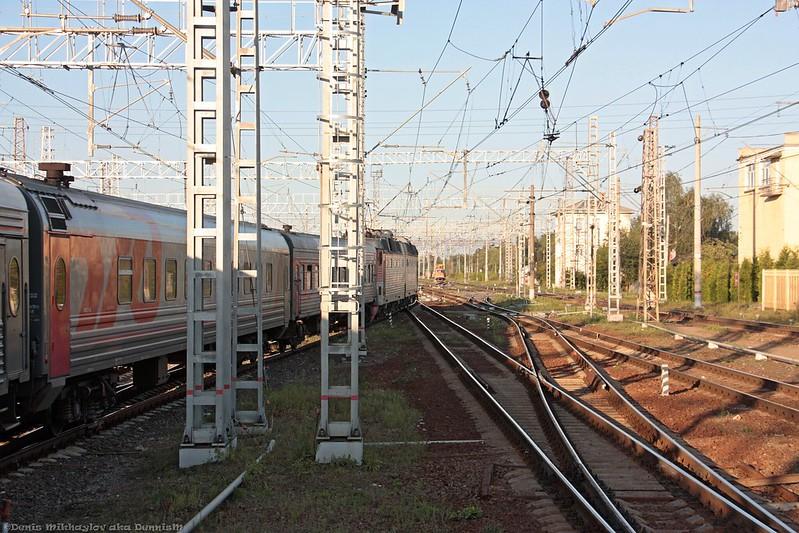 Станция Фрязево