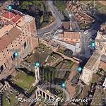 1850 2007 2018 Foro Romano Campo Vaccino c, foto De Alvariis By Google Maps - https://www.flickr.com/people/35155107@N08/