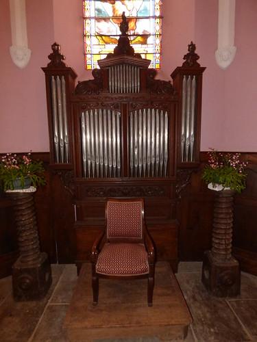 Orgue, Église Notre-Dame de l'Assomption...Castetpugon