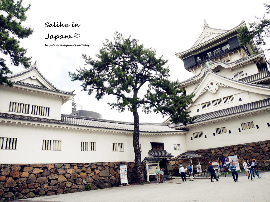 日本九州福岡小倉城一日遊 (2)