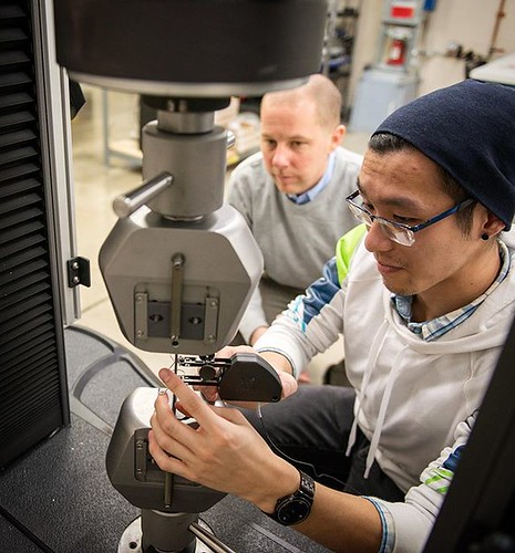 Our mechanical engineering program, which launched in 2014, has earned Accreditation Board for Engineering and Technology (@abetaccredit) accreditation for the first time, while programs in computer and electrical engineering saw their ABET accreditation