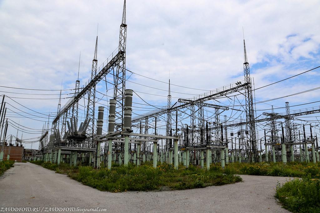 Среднеуральская ГРЭС энергетика