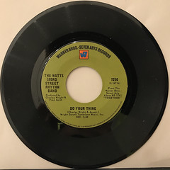 THE WATTS 103RD STREET RHYTHM BAND:DO YOUR THING(RECRD SIDE-A)