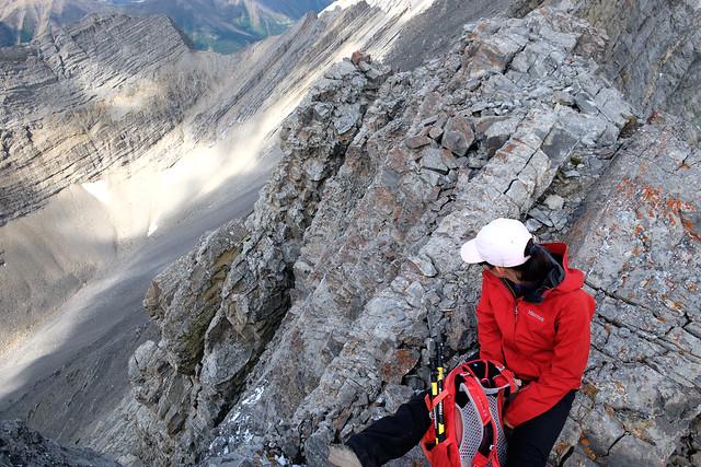 Scrambles - Mt. Arethusa - Sept 2018-6