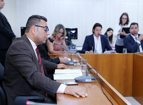 28ª Reunião Ordinária - Comissão de Legislação e Justiça