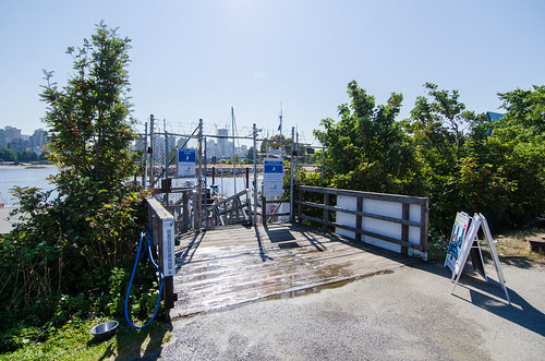 Maritime Museum Dock