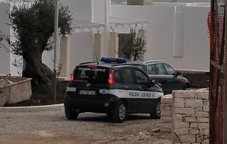 Polizia Municipale Polignano